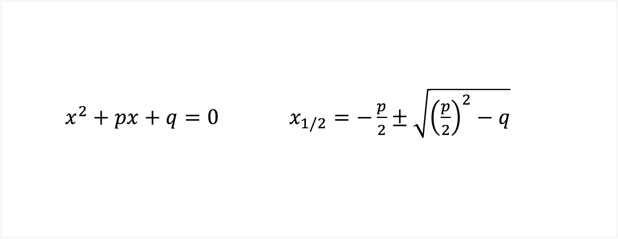 So versteh ich Mathe